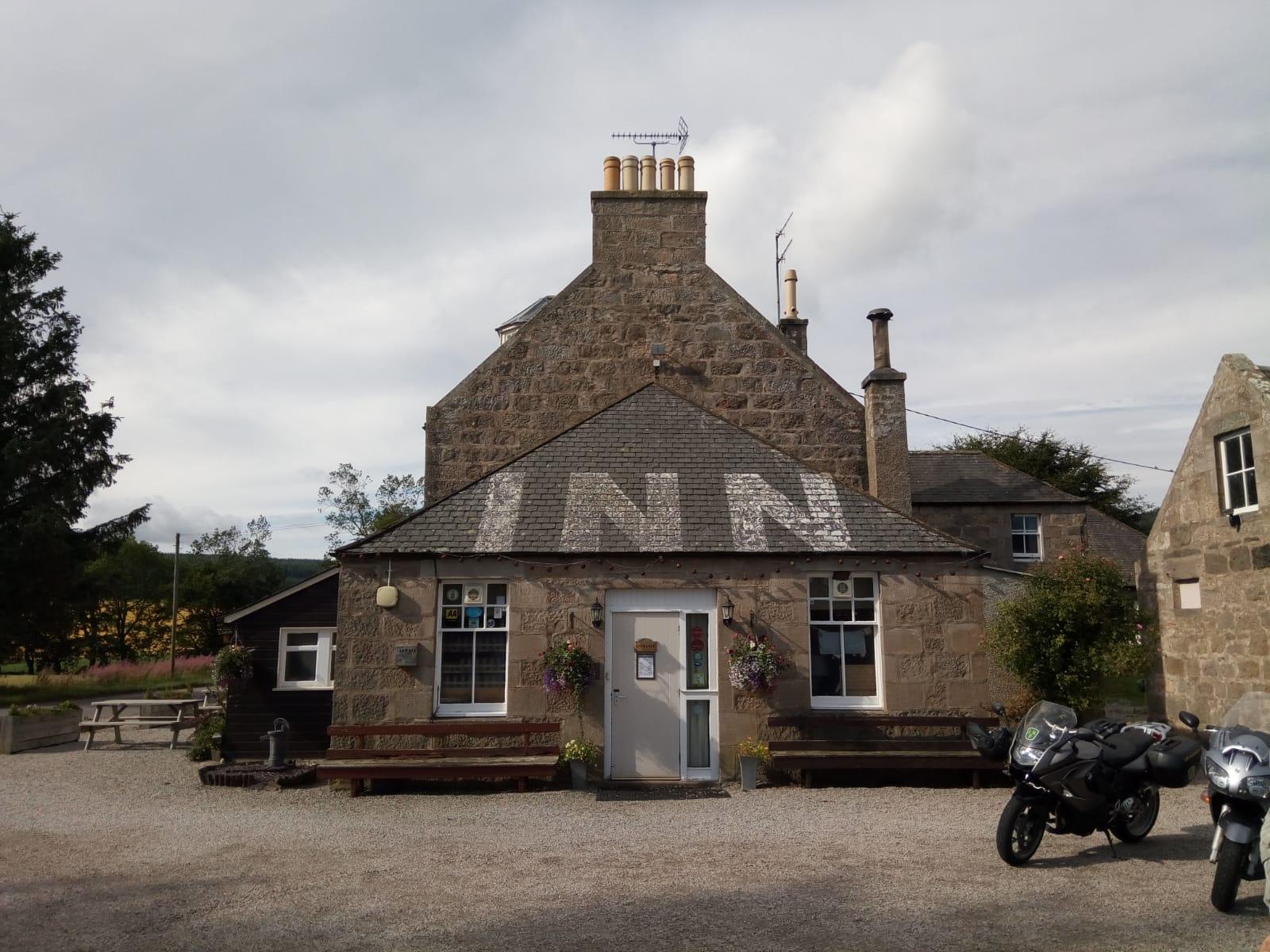 individuele motorrondreizen door Schotland
